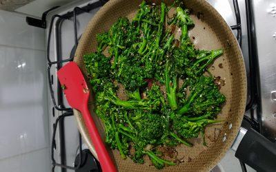 Brócolis Oriental