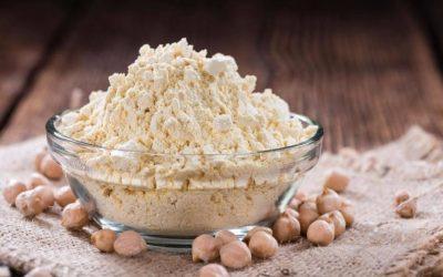 Farinha de Grão de Bico: uma ótima substituta para farinhas tradicionais