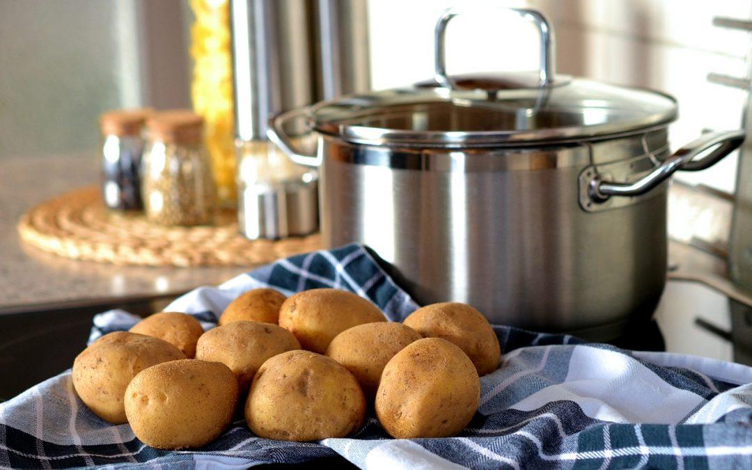 Batatas cozidas: podem ser extremamente saciantes e até lhe ajudar a comer menos